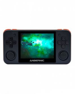 Anbernic RG350P  COLOR NEGRO, 32 GB
